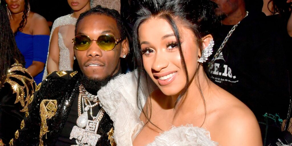 Offset Stands Behind Wife, Cardi B Amidst Controversial Video