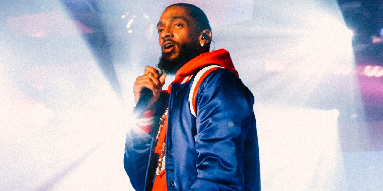 Nipsey Hussle Wife, Mom, Son And Others Pays Tribute