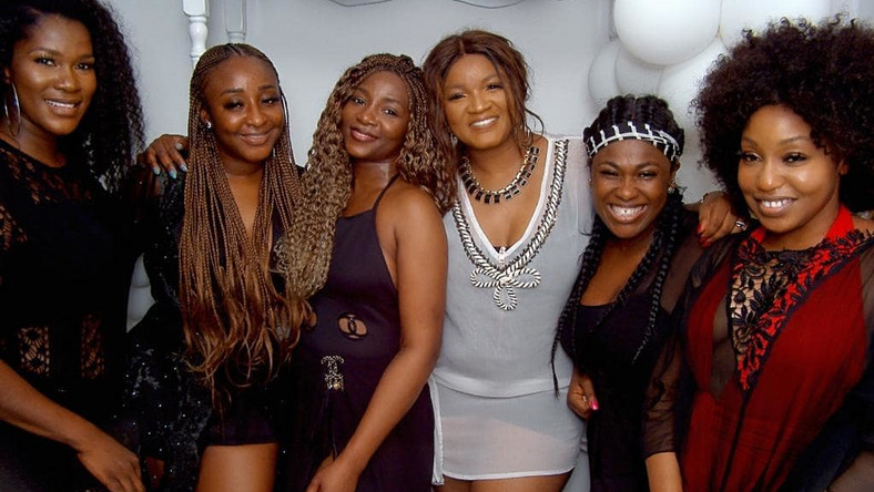 Pictures From Genevieve Nnaji 40th Post-Birthday