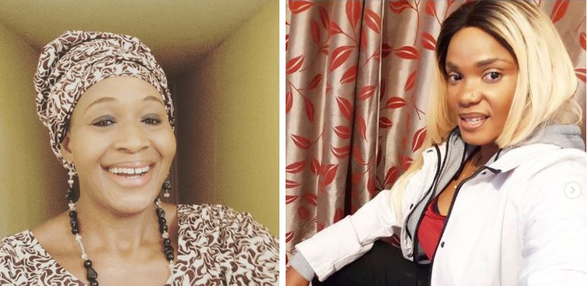 Kemi Olunloyo warns Iyabo Ojo to never set foot in Ibadan