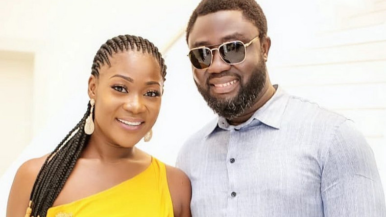 See How Mercy Johnson Celebrates Husband On His Birthday [Video]
