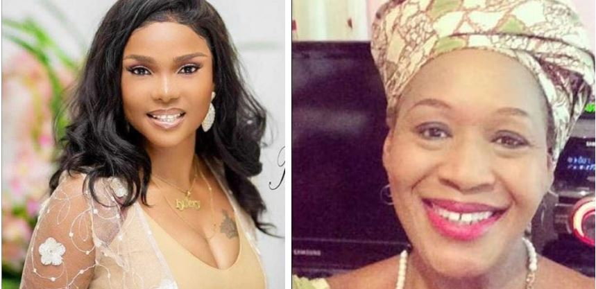 Iyabo Ojo shades Kemi Olunloyo, reveals she is 'the real Yahoo Yahoo'