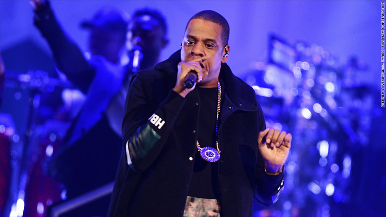 Jay-Z named world's first billionaire rapper by Forbes magazine