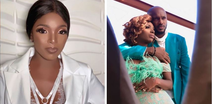 "Annie Idibia Slams Troll Who Called 2face ""21st Century Father Abraham"""