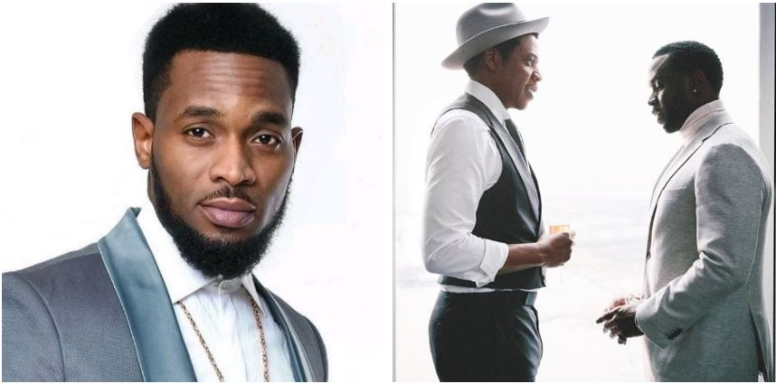 D'banj appreciates Jay-Z for making his dream of becoming a billionaire more visible