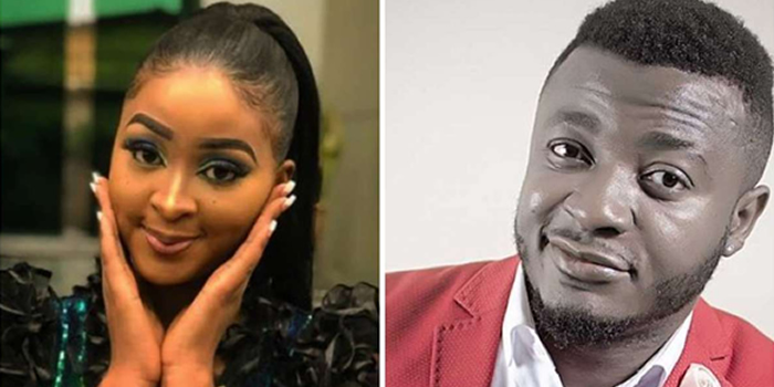 Etinosa Drags MC Galaxy On Instagram Over Viral Nude Video