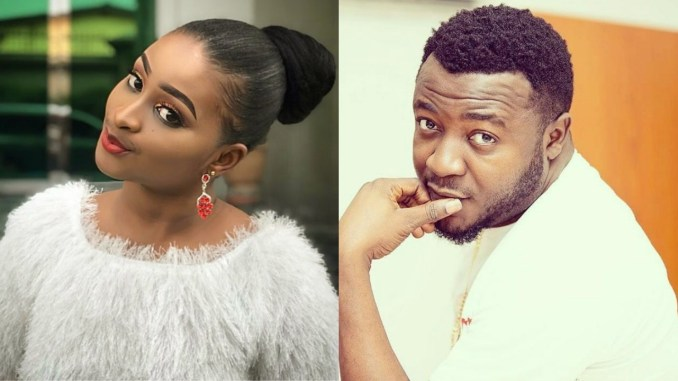 Etinosa going unclad on live video was planned - MC Galaxy admits