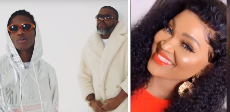 Wizkid and Larry Gaaga's song turns me on – Mercy Aigbe (Video)