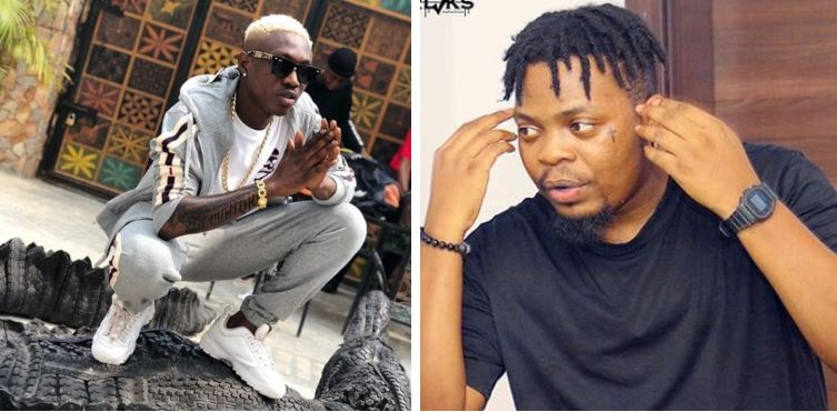 Zlatan reminisces about the days he used to slide into Olamide's DM