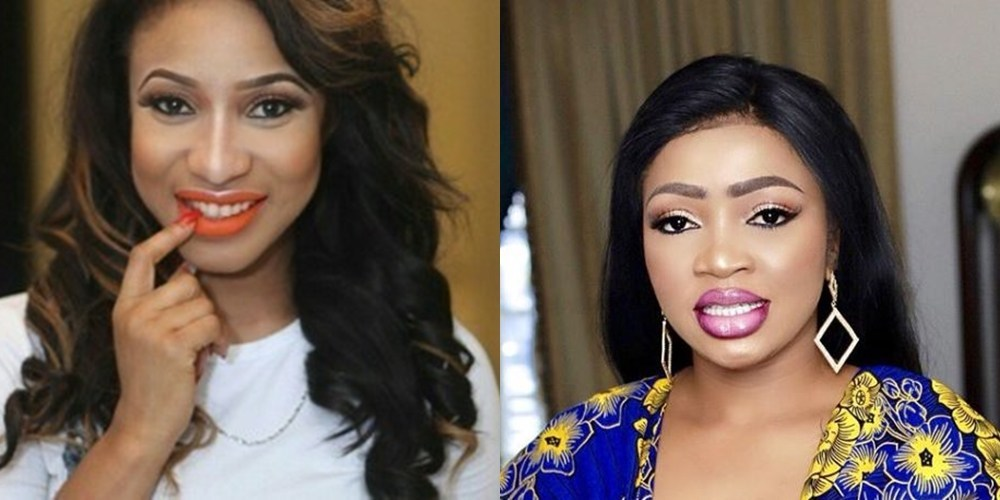 Tonto Dikeh only knows how to pay good with evil - Ex-friend opens can of worms