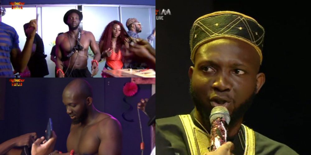 BBNaija 2019: Nigerians react as Tuoyo is evicted from the show