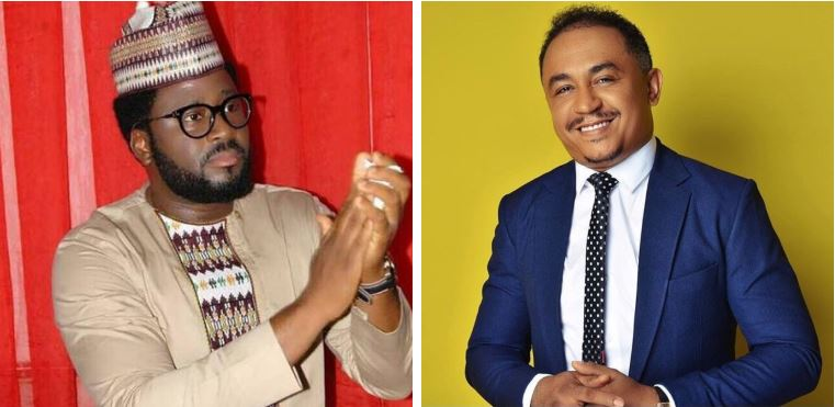 Daddy Freeze reacts to Desmond Elliot's call to ban foreign movies in Nigeria