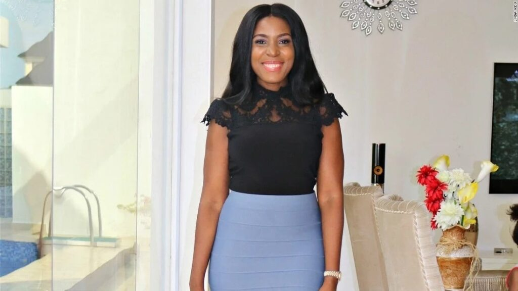 Linda Ikeji Get The African Media Personality Of The Year At The 2019 African Achievers Awards In UK [photos]