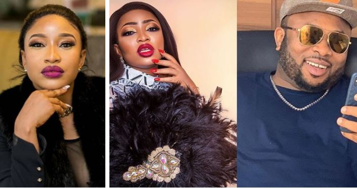 Tonto Dikeh's ex-friend shocked as she receives N3m birthday gift from her ex-husband, Churchill
