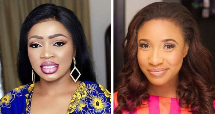 'Keep crying while I enjoy your ex husband's money'– Tonto Dikeh's ex bestie, allegedly mocks her
