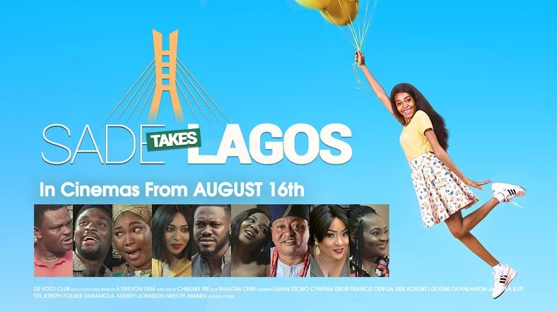 Sade Takes Lagos To Show In All Cinemas From August 16th
