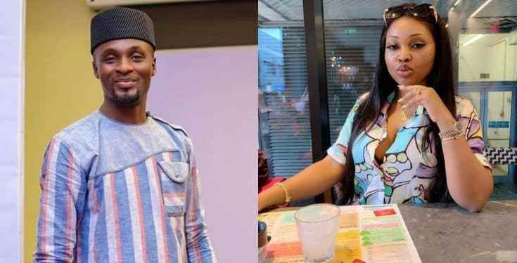 Let The Past Be Past – Mercy Aigbe Appeals To Toyin Abraham's Ex-Husband, Adeniyi Johnson