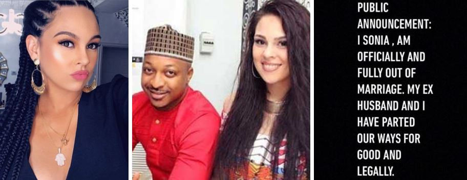 'IK Ogbonna and I have parted ways for good legally' – Sonia Morales