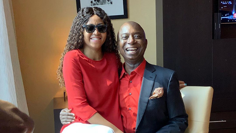 See Regina Daniels And Ned Nwoko's First Official Pictures