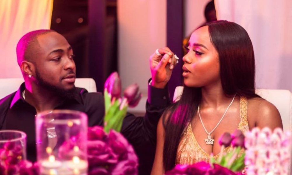 Davido set to wed Chioma, See Introduction ceremony [photos]