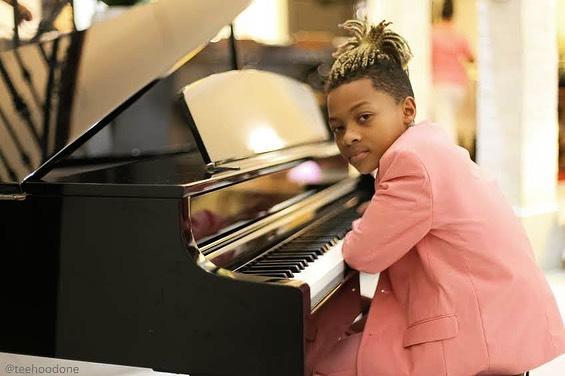 Lola Okoye showers her son with sweet words as he clocks 11