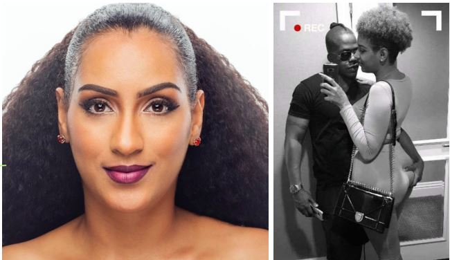 Juliet Ibrahim reveals how she caught Iceberg Slim cheating on her with a girlfriend of 4 years (video)
