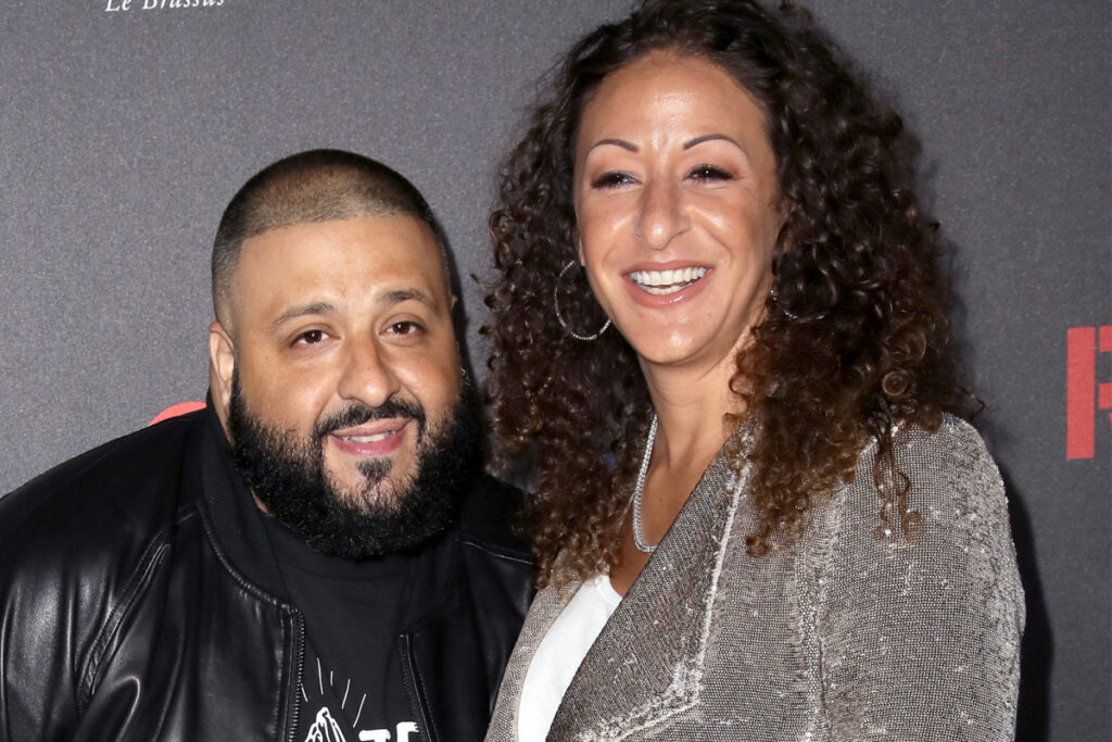 DJ Khaled and Wife Nicole Tuck Expecting Second Child