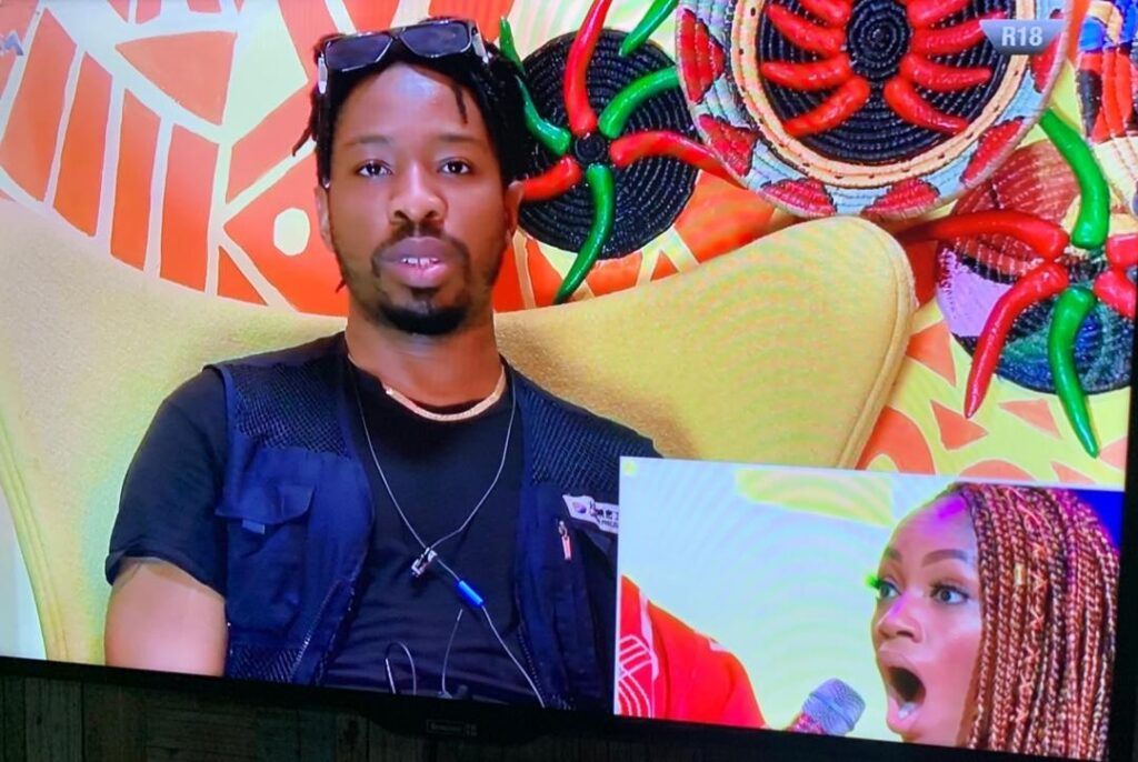BBNaija: Khafi's reaction when she found out Ike, Seyi and Mercy nominated her