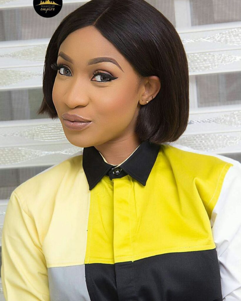 Tonto Dikeh advises ladies not to sleep around just to get the new iphone11.