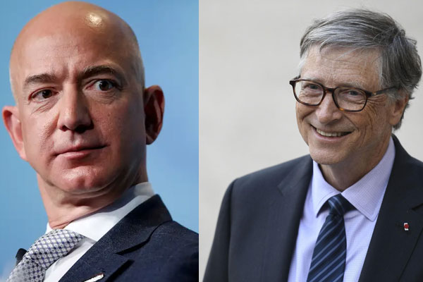 Who is currently the world richest man