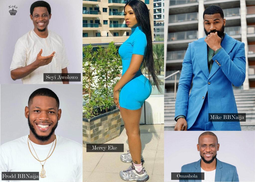 Reactions as Mercy emerges winner of BBNaija Pepper Dem