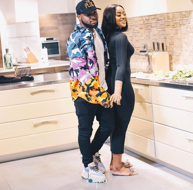 Chioma reacts to her unborn child's endorsement deal