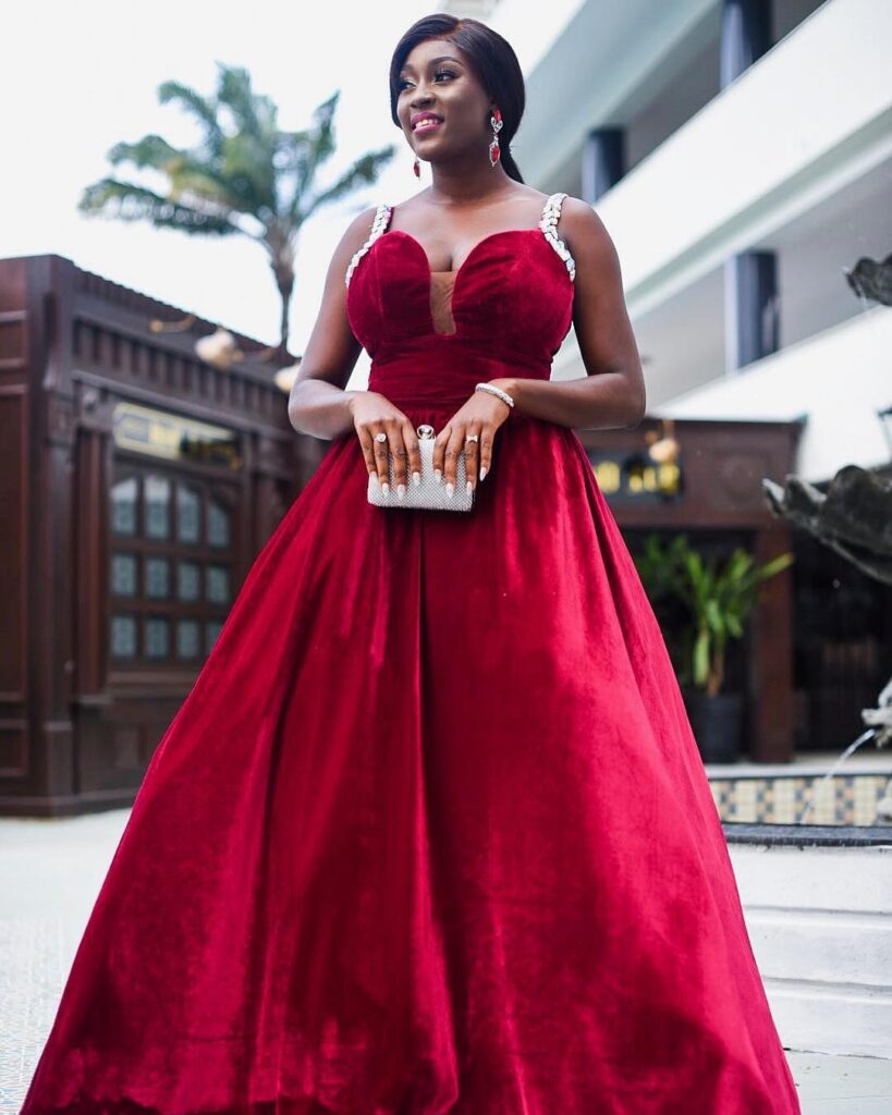 """We didn't vote in Ebuka""- Nollywood actress, Lotachukwu attacks Yemi Osinbajo and his outfit"