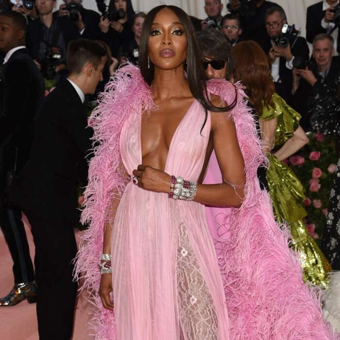 Naomi Campbell- 'not yet' ready to become a mother as she discusses life as a single lady at 49
