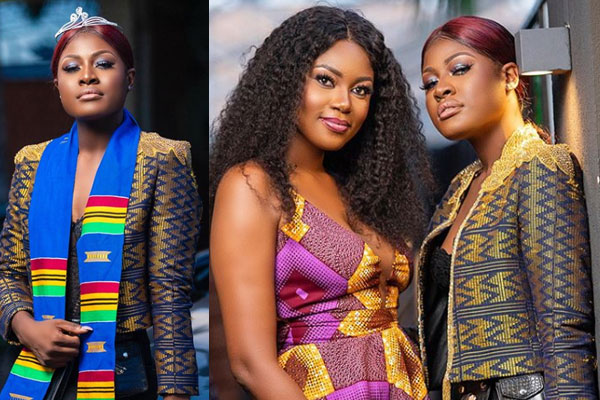 Alex meets Yvonne Nelson as she co-hosts the PAE MU KA at 20 concert in Ghana