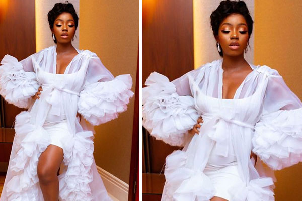 Entertainment News - BamBam hints fans that she has a baby on the way