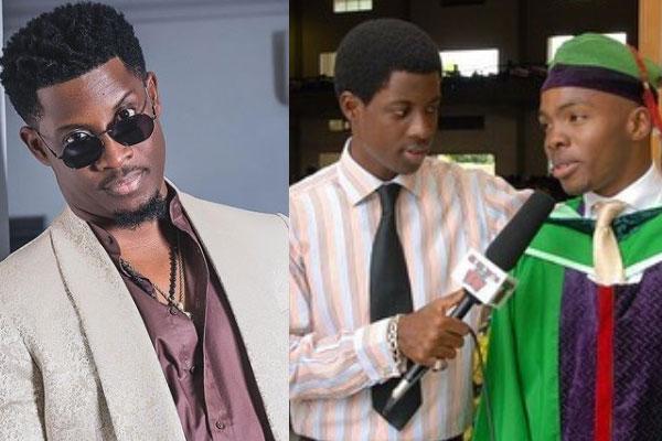 Former BBNaija housemate, Seyi Awolowo shares some interesting throwback photos