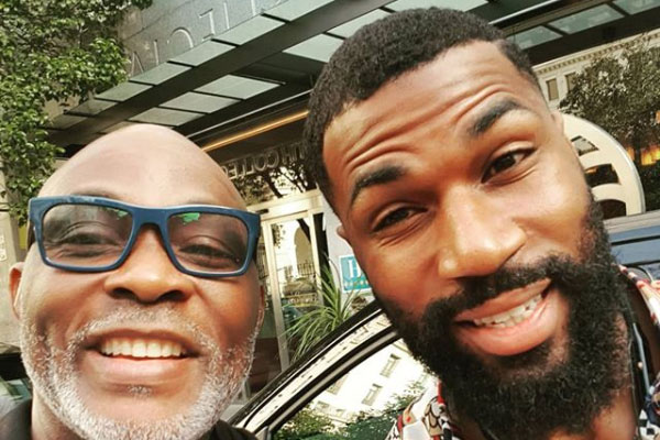 Richard Mofe-Damijo and Mike Edwards to feature in soon to be released movie