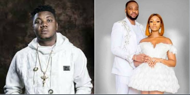 "Rapper CDQ-""With all the swag, I thought Teddy A would marry from the Kardashian family"""
