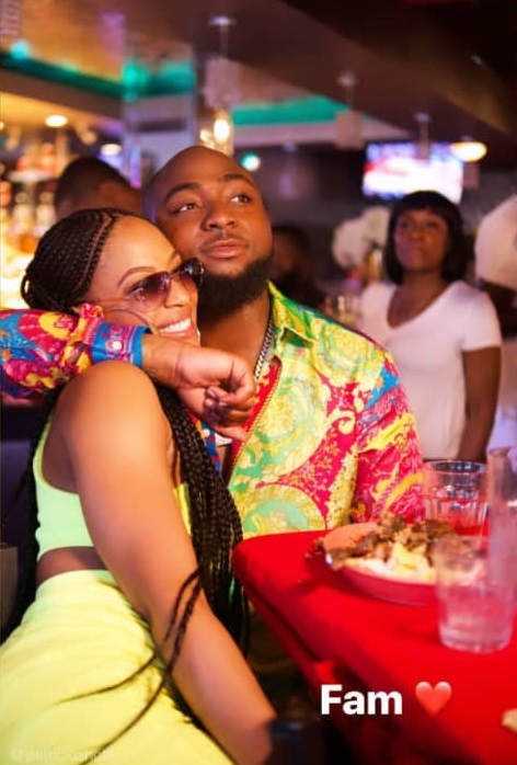 Being a black woman with little sisters who are teenagers scares me - Davido's second baby mama