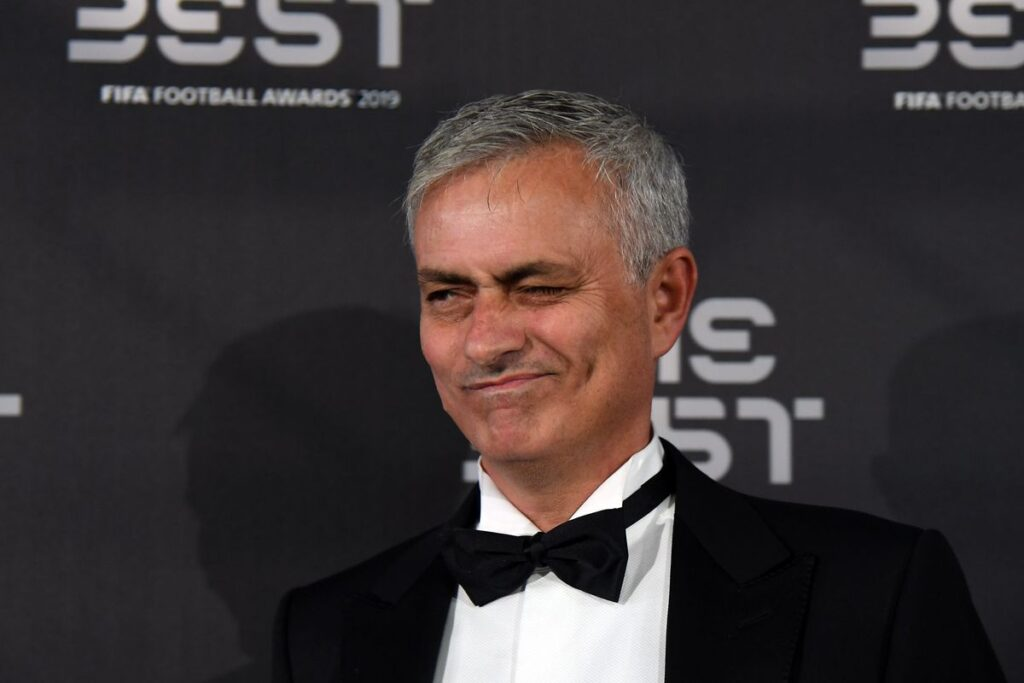 Jose Mourinho appointed new head coach of Tottenham Hotspur