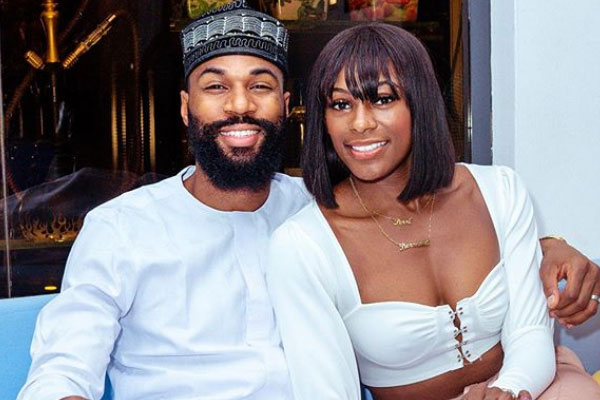 Mike Edwards and wife Perri jets out to Ghana for vacation
