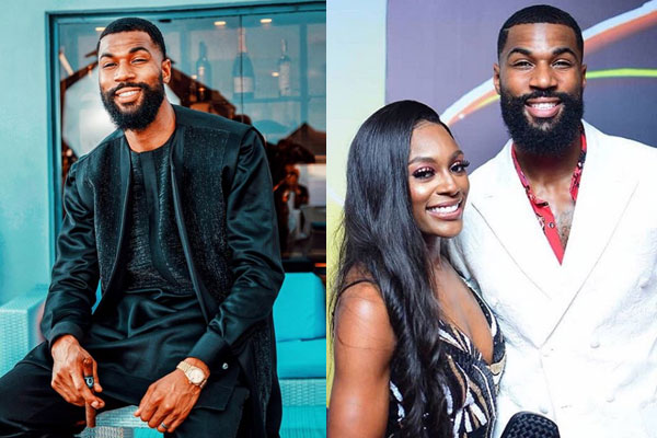 Mike Edwards clears the air on how he manages to stay faithful to his wife.