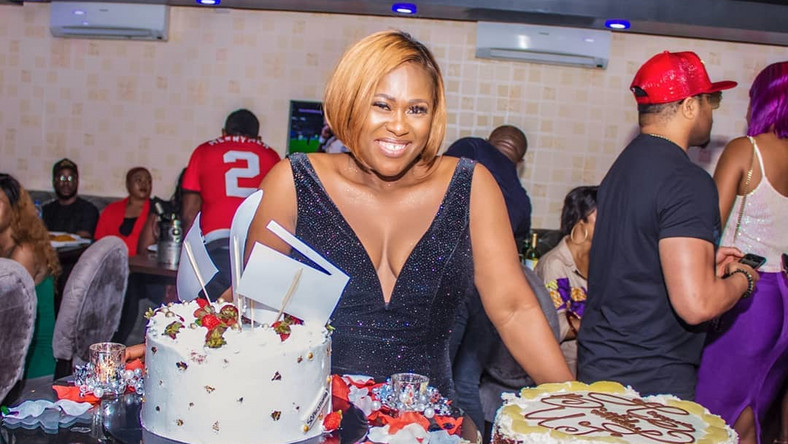 Uche Jombo's 40th Birthday Party - PHOTOS