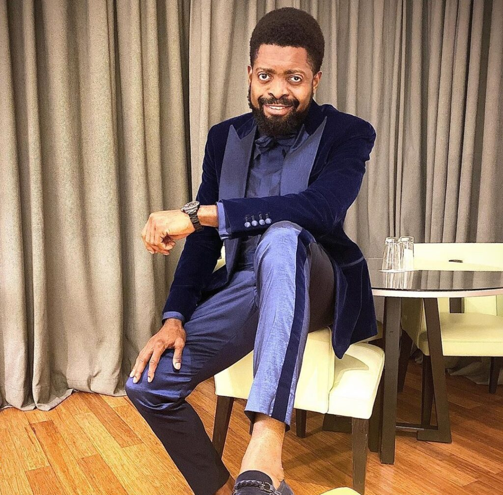 Basketmouth breaks silence after EU's disqualification over rape joke