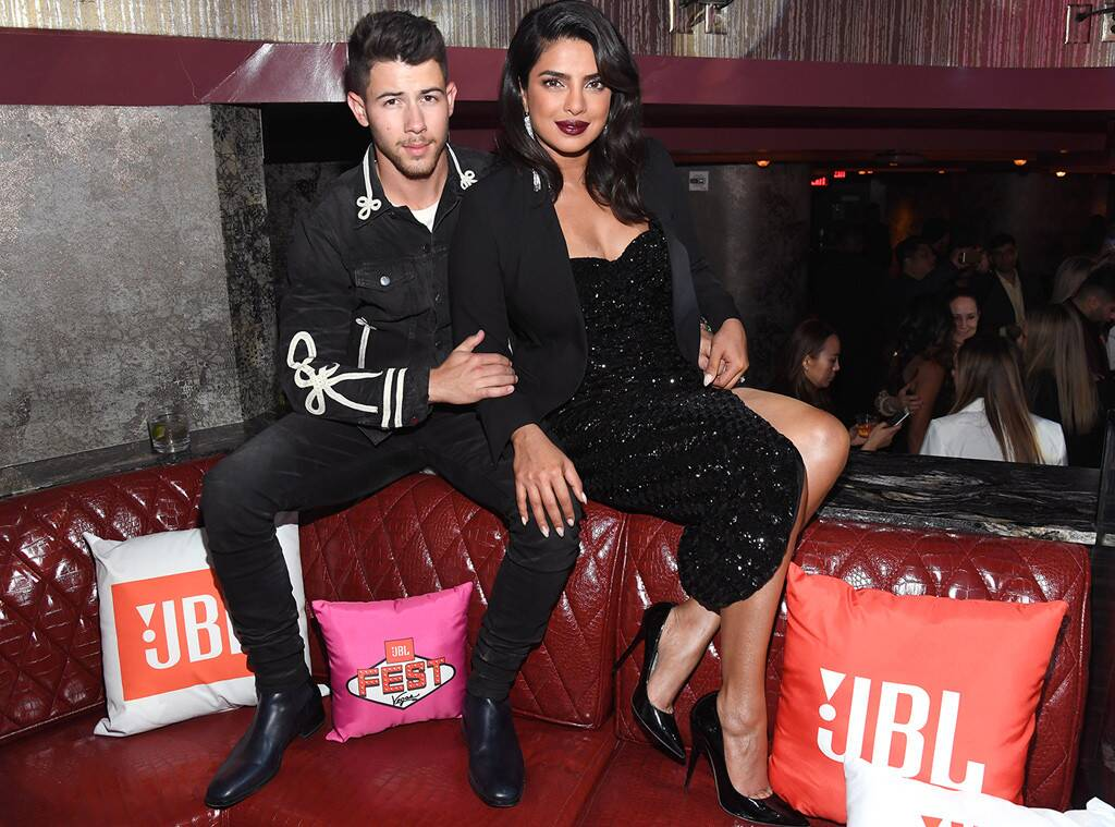 Nick Jonas and Priyanka Chopra celebrate 1st wedding anniversary