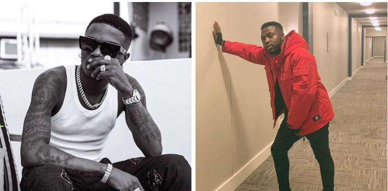 "Samklef – ""Fighting with Wizkid is the most stupid thing I have ever done"""