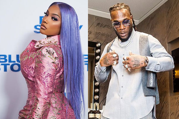 BurnaBoy and Stefflondon celebrates 1 year of being together