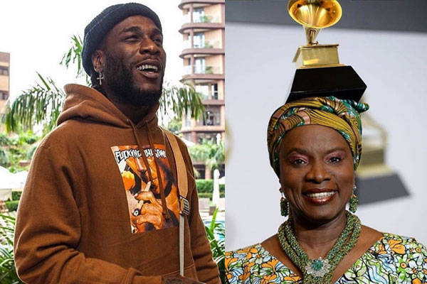 BurnaBoy loses out in the 2020 grammy awards as Angeliqu Kidjo claims the award