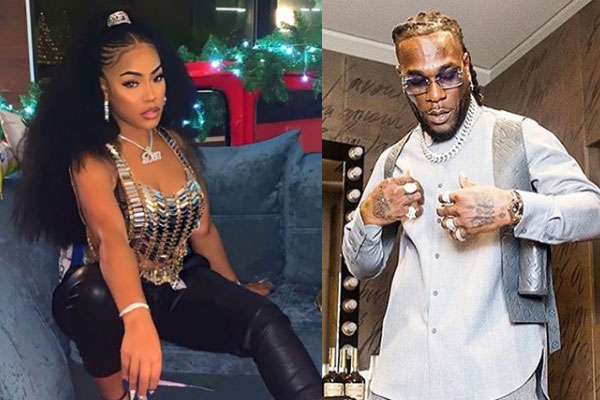 BurnaBoy's girlfriend, Stefflondon reacts as she continues to experience constant power outage in Nigeria